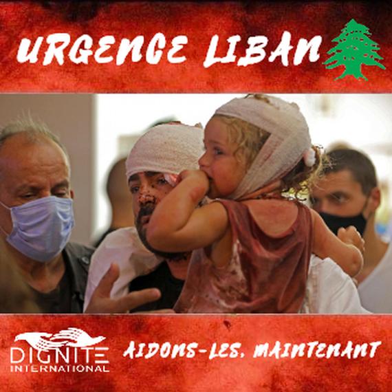 Apportons-leur une aide vitale #Liban