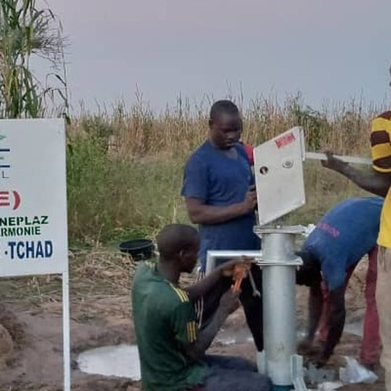 TCHAD: Ensemble pour un accès à l'eau.