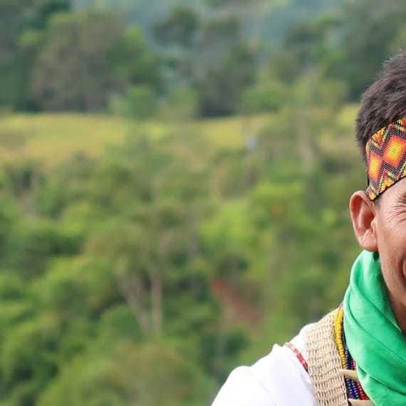 Répondre à l'urgence & soutenir l'autonomie pour les Ingas Putumayo Colombie 2021