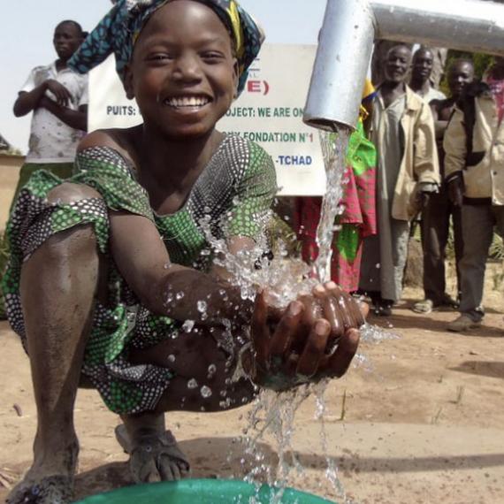 Création de puits au Tchad (Sadaka Jariya)