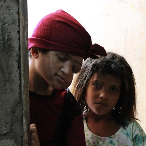 GAZA, VOUS AVEZ AIDÉ INSHIRAH,  MAINTENANT SECOURONS HANEEN ET MOHAMED