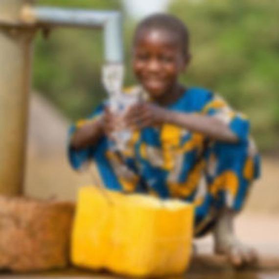 Un puits pour Pépé, qu'Allah lui fasse miséricorde