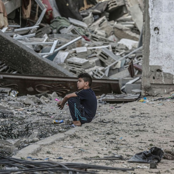 Collecte pour la palestine