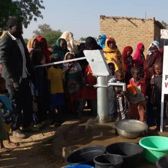 Donnons le sourire à ces villages en leurs offrant un puits: TCHAD